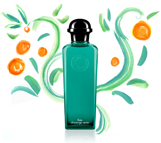 Eau d'Orange Verte Hermès