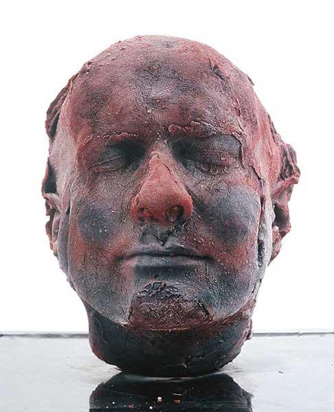 Marc Quinn: un artista a sangue freddo