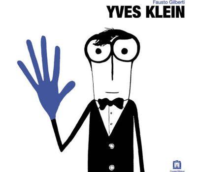 Fausto Gilberti: nel blu dipinto di blu Klein.