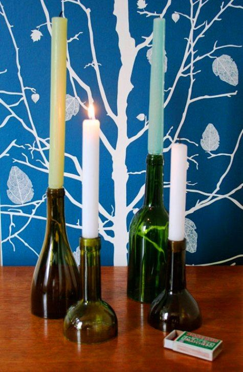 Come Tagliare Le Bottiglie Di Vetro.13 Modi Per Brindare Al Design Utilizzando Bottiglie Di