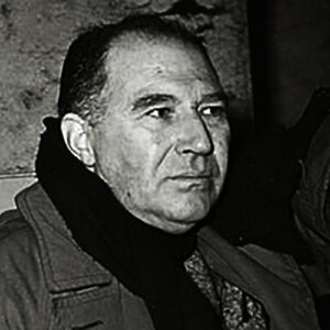 Capogrossi Giuseppe pittore e scultore