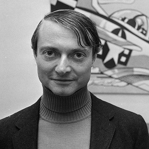 Lichtenstein Roy pittore e scultore
