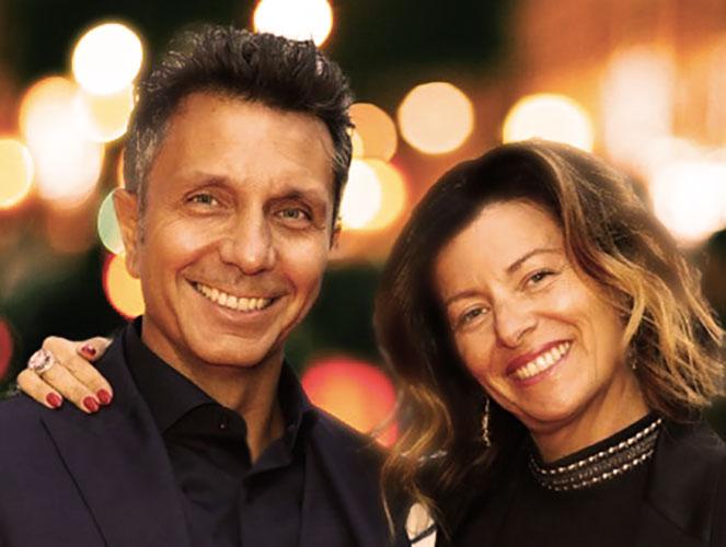 Gianluca e Barbara Gaudio
